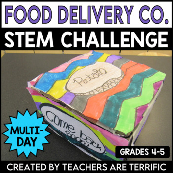 STEM Engineering Activity Designing a Food Delivery Company