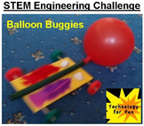 STEM Engineering Challenge - Balloon Buggies