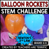 STEM Balloon Rockets Challenge