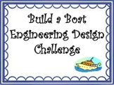 STEM Engineering Challenge Build a Boat