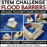 STEM Activity Challenge Build a Flood Barrier