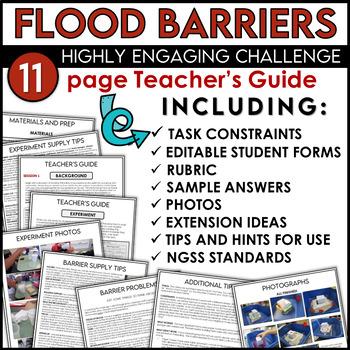 STEM Flood Barrier Challenge