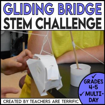 STEM Gliding Bridge Challenge