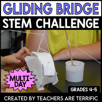 STEM Challenge Gliding Bridge