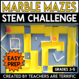 STEM Activity Challenge Build a Marble Maze!