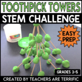 STEM Challenge Toothpick Tower