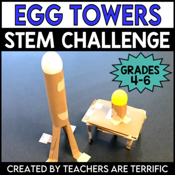 STEM Activity Challenge Build an Egg Tower