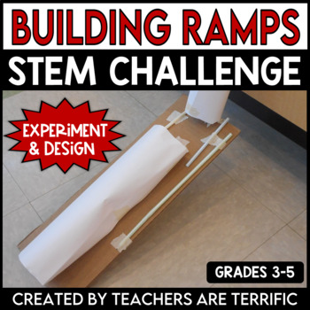 STEM Activity Challenge Building Ramps