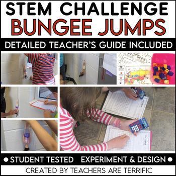 STEM Engineering Challenge Bungee Jumping