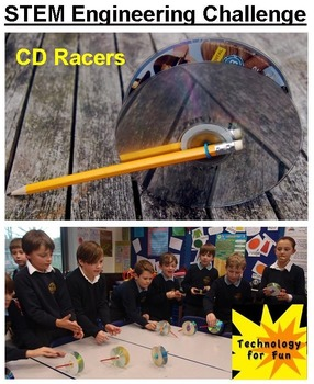 STEM Engineering Challenge - CD Racers