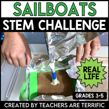 STEM Sail Boat Challenge