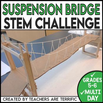 STEM Activity Challenge: Design a Suspension Bridge