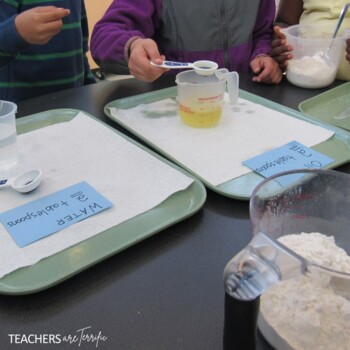 STEM Challenge Experiment and Design with Pancakes