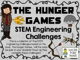 STEM Engineering Challenge Novel Pack ~ The Hunger Games by S. Collins