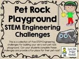 STEM Engineering Challenge Pack ~ Pet Rock Playground Challenges ~ Set of Five!