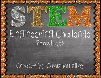 STEM Engineering Challenge Parachutes