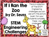 If I Ran the Zoo STEM ~ STEM Engineering Challenge Picture
