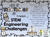 STEM Engineering Challenge Picture Book Pack ~ Where the Wild Things are