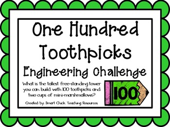 STEM Engineering Challenge Projects ~ PERSONALIZED Ten Pack #18