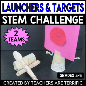 STEM Challenge Launchers and Targets