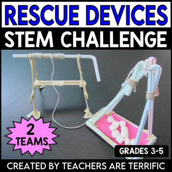 Stem Activity Challenge Rescue Devices By Teachers Are