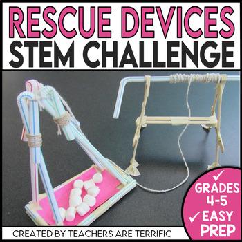 STEM Challenge Rescue Devices