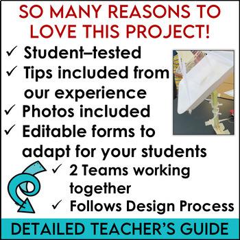 STEM Activity Challenge Satellite Dish Towers