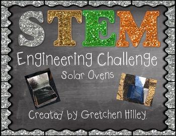 STEM Engineering Challenge Solar Oven