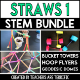 STEM Challenges Straws 1 Bundle
