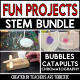 STEM Fun Challenge Bundle