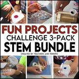 STEM Fun Challenge Bundle