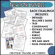 STEM Activities Challenge Bundle about Egg Drops