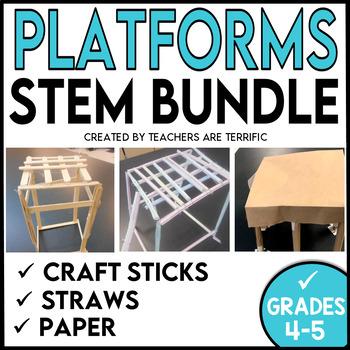 STEM Activities Challenge Platforms Bundle