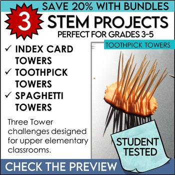 STEM Tower Bundle Set 1