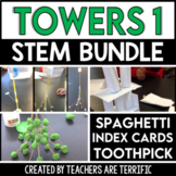 STEM Challenges Tower Bundle Set 1