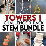 STEM Challenges Tower Bundle Set 1