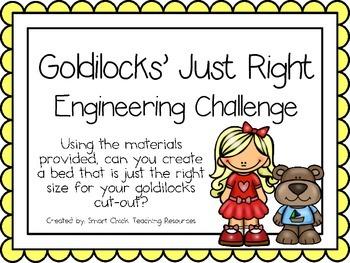 STEM Engineering Challenges Pack ~ Fairy Tales Set #2 ~ Set of Five!