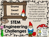 STEM Engineering Challenges Pack ~ Gnome Sweet Gnome ~ Set of Five!
