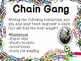 STEM Engineering Design Challenge: Chain Gang