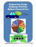 STEM Engineering Design Challenge Portfolio: Balloon Cars