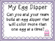 STEM Easter My Egg Dipper:(Primary) Engineering Design Challenge