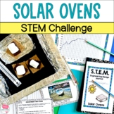 STEM Engineering Design Challenge - Solar Ovens- Alternative Energy