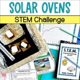 STEM Engineering Design Challenge - Solar Ovens- Alternative Energy