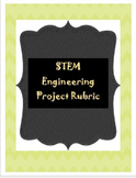 STEM: Engineering Project Rubric
