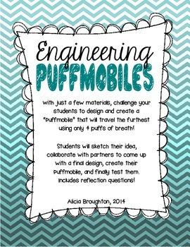STEM: Engineering Puffmobiles
