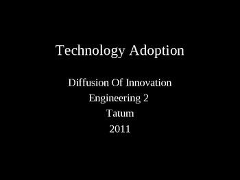 STEM Engineering - Technology Adoption