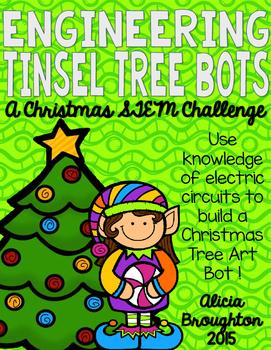 STEM: Engineering a Tinsel Tree Bot
