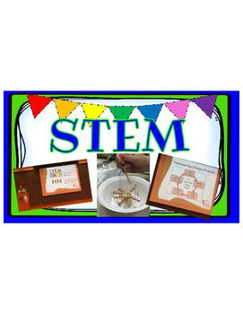 STEM Engineering and Design Challenge Graphic Organizer