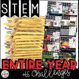 STEM Entire Year includes Halloween STEM Activities | Goog