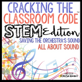 STEM Escape Room Cracking the Classroom Code™ All About Sound